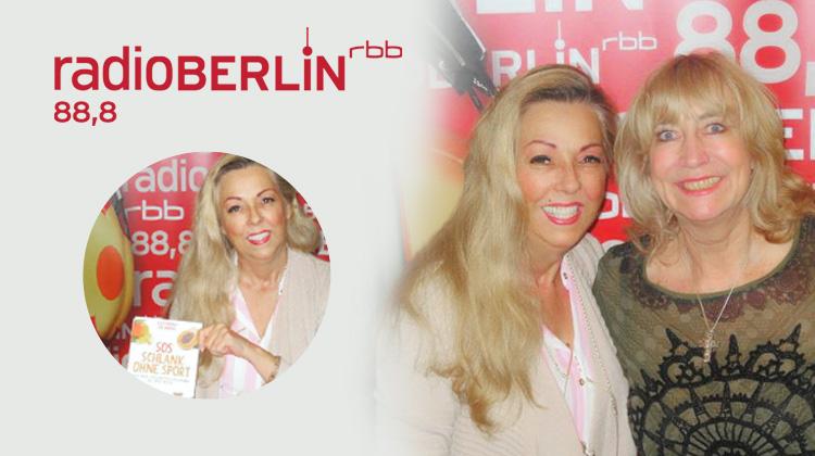 Radio Berlin 88,8 Header