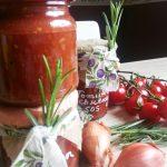 Tomaten-Chutney süß-sauer