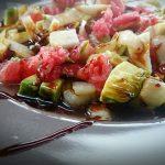 Fruchtiger Salat