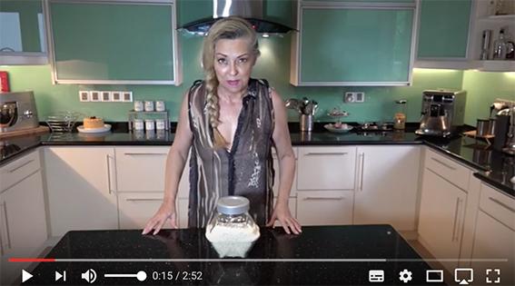 Video-Blog mit Katharina Bachman: Amaranth puffen
