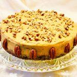Carrot Cake - SOS compliant