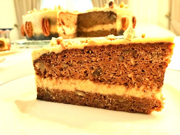 Creamy Filling - For Carrot Cake